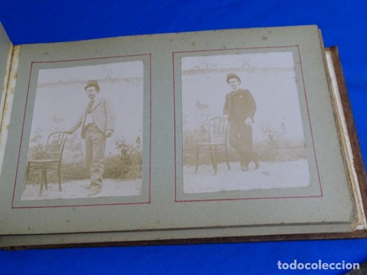 Fotografía antigua: ALBUM CON 89 FOTOS(11X8.5) DE BARCELONA,TARRAGONA.MILITARES,PARTICULARES,ETC.PRINCIPIO SIGLO XX. - Foto 30 - 223036610