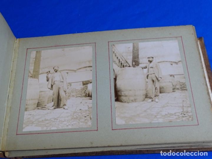 Fotografía antigua: ALBUM CON 89 FOTOS(11X8.5) DE BARCELONA,TARRAGONA.MILITARES,PARTICULARES,ETC.PRINCIPIO SIGLO XX. - Foto 31 - 223036610