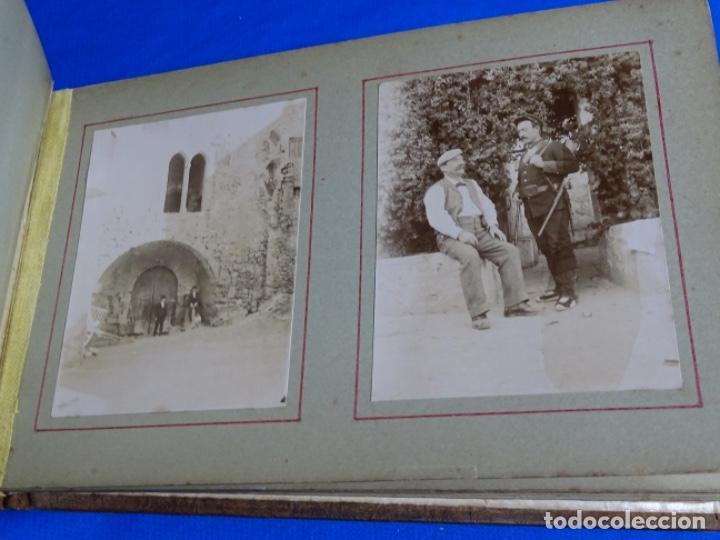 Fotografía antigua: ALBUM CON 89 FOTOS(11X8.5) DE BARCELONA,TARRAGONA.MILITARES,PARTICULARES,ETC.PRINCIPIO SIGLO XX. - Foto 38 - 223036610