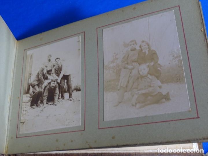 Fotografía antigua: ALBUM CON 89 FOTOS(11X8.5) DE BARCELONA,TARRAGONA.MILITARES,PARTICULARES,ETC.PRINCIPIO SIGLO XX. - Foto 41 - 223036610