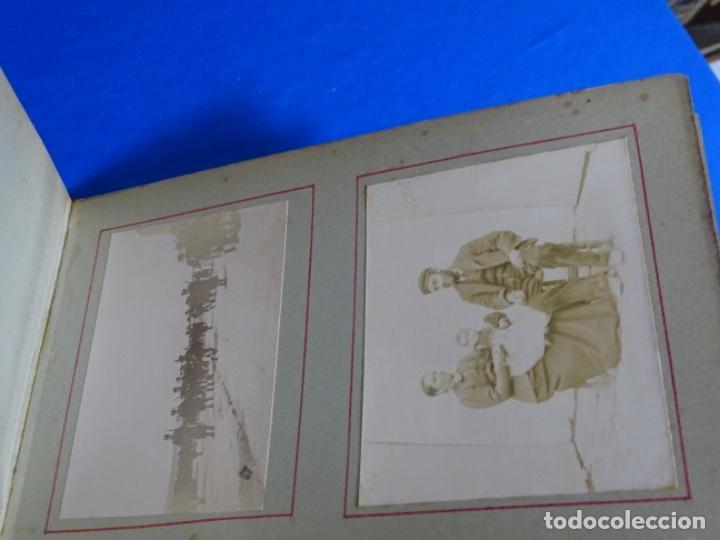 Fotografía antigua: ALBUM CON 89 FOTOS(11X8.5) DE BARCELONA,TARRAGONA.MILITARES,PARTICULARES,ETC.PRINCIPIO SIGLO XX. - Foto 43 - 223036610