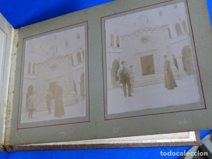 Fotografía antigua: ALBUM CON 89 FOTOS(11X8.5) DE BARCELONA,TARRAGONA.MILITARES,PARTICULARES,ETC.PRINCIPIO SIGLO XX. - Foto 46 - 223036610
