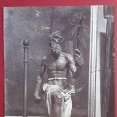 Fotografía antigua: 1870CA. FOTOGRAFÍA OROGINAL ALBUMINA J. LAURENT 33X 24CM. SAN GERÓNIMO [TORRIJIANO_297] SEVILLA. Lote 226494125