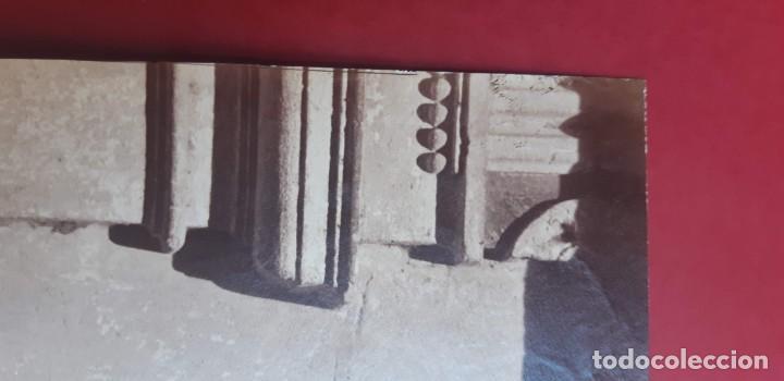 Fotografía antigua: 1870ca. Fotografía oroginal albumina J. Laurent 33x 24cm. Espada Fernando III EL Santo.312. Sevilla - Foto 4 - 226495340
