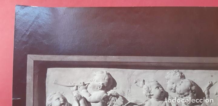 Fotografía antigua: 1872-75ca. Fotografía oroginal albumina J. Laurent y Cia. 33x 24cm. Bajo relieve. Luz artificial - Foto 5 - 226497385
