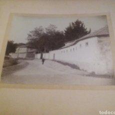 Fotografía antigua: VIGO EXCEPCIONAL LOTE 22 FOTOS 2 FINCAS DESAPARECIDA EL CARMEN Y VILLA SOLITA PONTEVEDRA GALICIA XIX. Lote 226620920