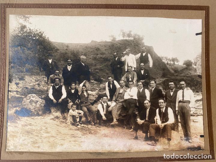 Fotografía antigua: Fotografía realizada en Priego de Córdoba por Clemente , año 1931 - Foto 3 - 234897205