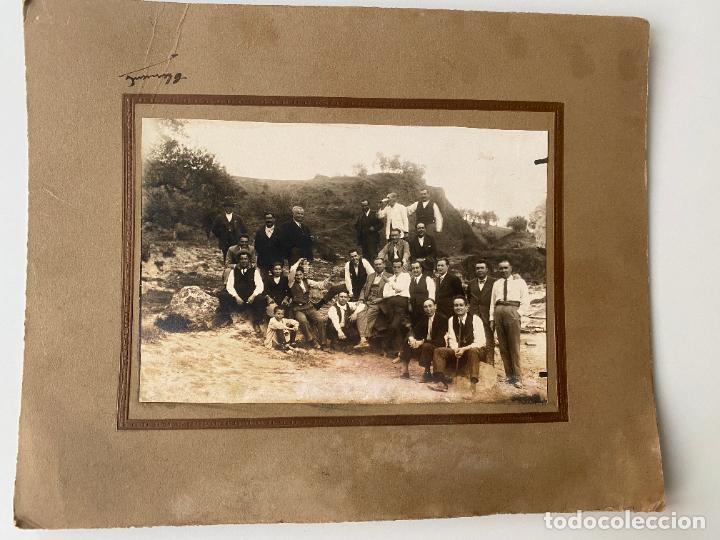 FOTOGRAFÍA REALIZADA EN PRIEGO DE CÓRDOBA POR CLEMENTE , AÑO 1931 (Fotografía Antigua - Albúmina)
