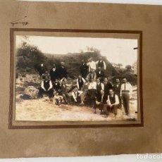 Fotografía antigua: FOTOGRAFÍA REALIZADA EN PRIEGO DE CÓRDOBA POR CLEMENTE , AÑO 1931. Lote 234897205