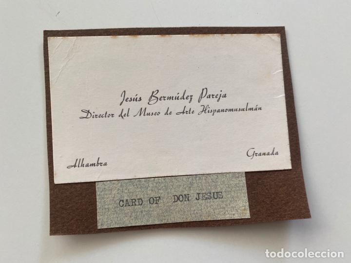 Fotografía antigua: Lote de 25 fotografías originales realizadas en el interior de la Alhambra , Granada . - Foto 11 - 234899530