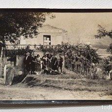 Fotografía antigua: FOTOGRAFIA MAS - CAN PITARRA CERVELLO MAS DE FREDERIC SOLER (PITARRA). Lote 235841105