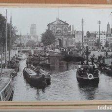 Fotografia antiga: FOTOGRAFIA VISTA SEIS FOTOS ANTIGUAS DE ROTTERDAM. FOTO K.S. HOF.. Lote 242467500