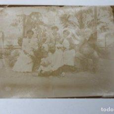 Fotografia antica: FOTOGRAFIA TRES GENERACIONES, ELCHE 1919. Lote 245900515