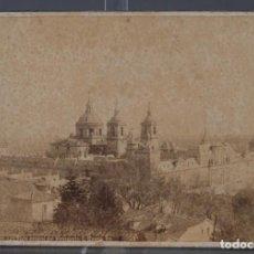 Fotografía antigua: ANTIGUA FOTOGRAFÍA VISTA GENERAL DE MONASTERIO C.HUERTA. ESCOCIA-FINALES SIGLO XIX. Lote 246155385