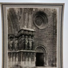 Fotografía antigua: FOTOGRAFIA ARXIU MAS TARRAGONA, CLIXE 43959, SERIE C, 1924, (22X16). Lote 254580920