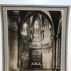 Fotografía antigua: FOTOGRAFIA ARXIU MAS TARRAGONA, CLIXE 44058, SERIE C, 1925, (22X16). Lote 254583485
