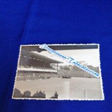 Fotografía antigua: CAMPO DE FUTBOL FOTO ANTIGUA. Lote 254901530