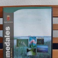 Fotografía antigua: CD HUMEDALES DE LA REGIÓN DE MURCIA,. Lote 254974770