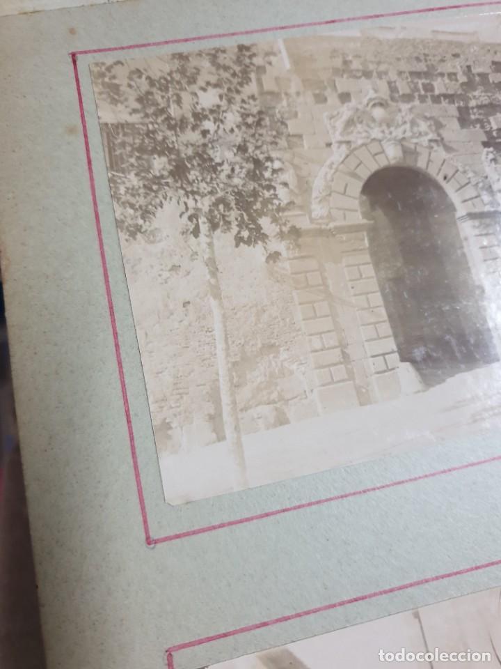 Fotografía antigua: ALBUM CON 89 FOTOS(11X8.5) DE BARCELONA,TARRAGONA.MILITARES,PARTICULARES,ETC.PRINCIPIO SIGLO XX. - Foto 48 - 223036610