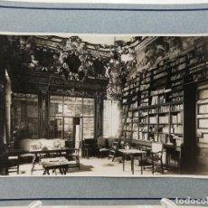 Fotografía antigua: FOTOGRAFIA ARXIU MAS PALMA, BALEARS, CLIXE 12840, SERIE C, 1915, (22X16). Lote 260529100