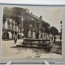 Fotografía antigua: FOTOGRAFIA ARXIU MAS GRANADA, CLIXE 1705, SERIE E, 1924, (22X16). Lote 260533520