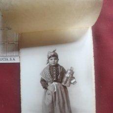 Fotografía antigua: RAZQUIN FOTÓGRAFO. BILBAO. TIPO VASCO.. Lote 263088720