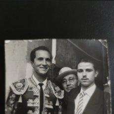 Fotografía antigua: FOTO LUIS MIGUEL DOMINGUIN 1959. Lote 264794989