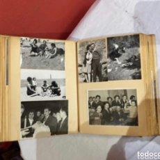 Fotografía antigua: PRECIOSO ÁLBUM FOTOGRAFÍAS BLANCO NEGRO ANTIGUO.. Lote 266842824