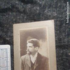 Fotografia antica: MONTERREY, MÉXICO. DEDICADA AL DORSO. 1901. Lote 269723893