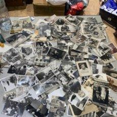 Fotografía antigua: GRAN LOTE FOTOGRAFÍAS ANTIGUAS BLANCO NEGRO (REF:30). Lote 272546623