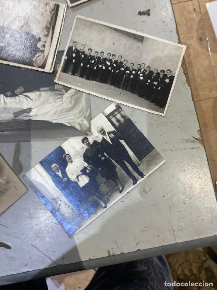 Fotografía antigua: Lote fotos blancos y negros antiguos. Ver fotos - Foto 2 - 272547088