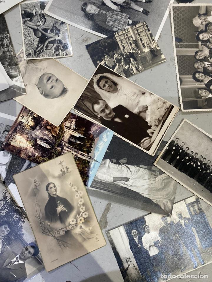Fotografía antigua: Lote fotos blancos y negros antiguos. Ver fotos - Foto 3 - 272547088
