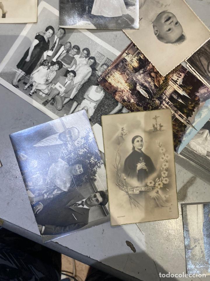 Fotografía antigua: Lote fotos blancos y negros antiguos. Ver fotos - Foto 4 - 272547088