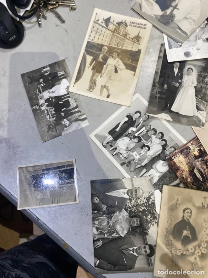 Fotografía antigua: Lote fotos blancos y negros antiguos. Ver fotos - Foto 5 - 272547088