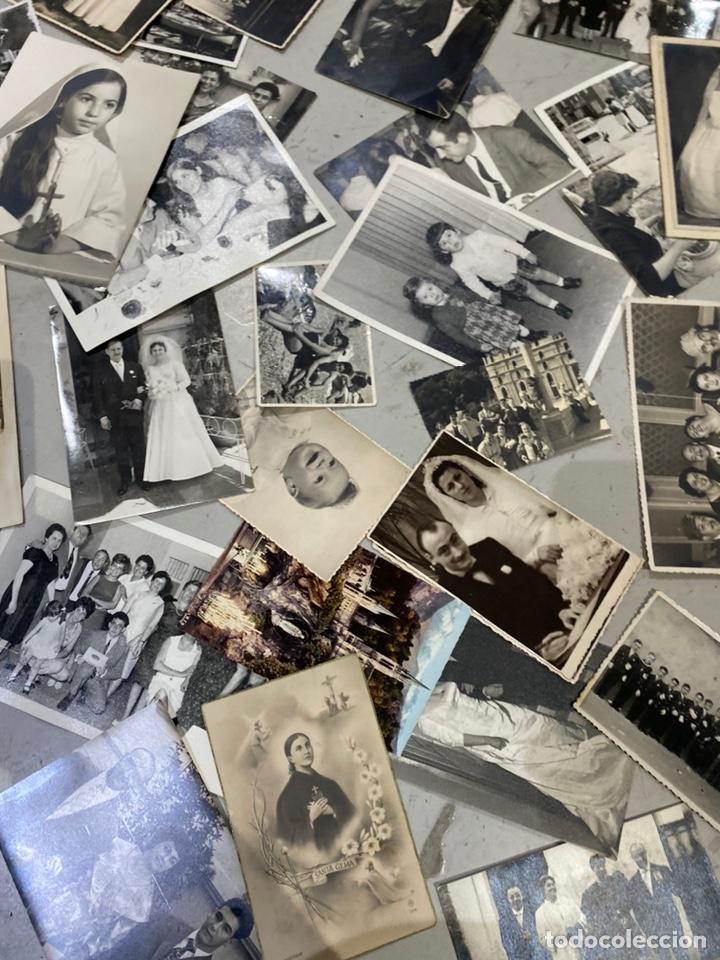 Fotografía antigua: Lote fotos blancos y negros antiguos. Ver fotos - Foto 6 - 272547088