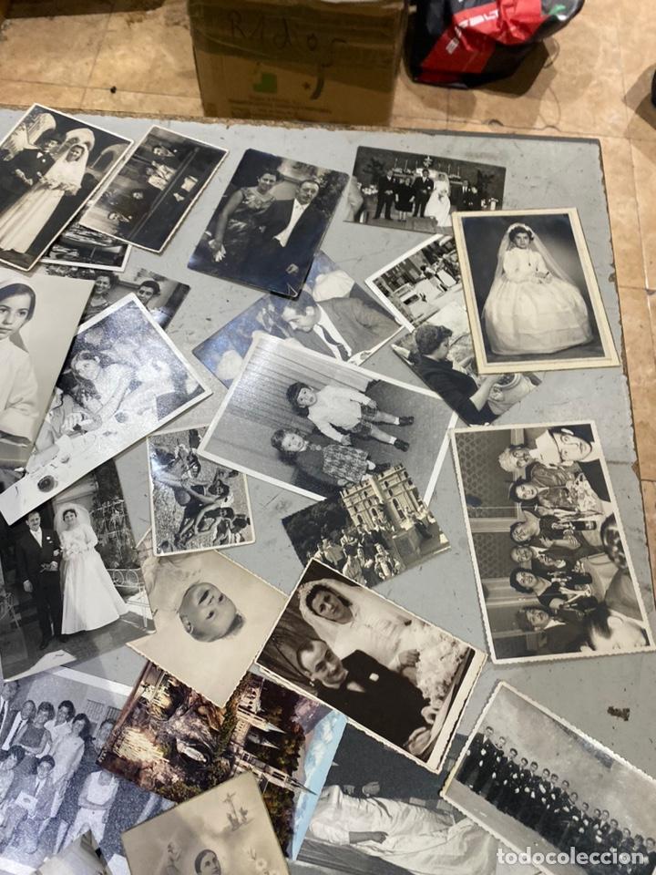 Fotografía antigua: Lote fotos blancos y negros antiguos. Ver fotos - Foto 7 - 272547088