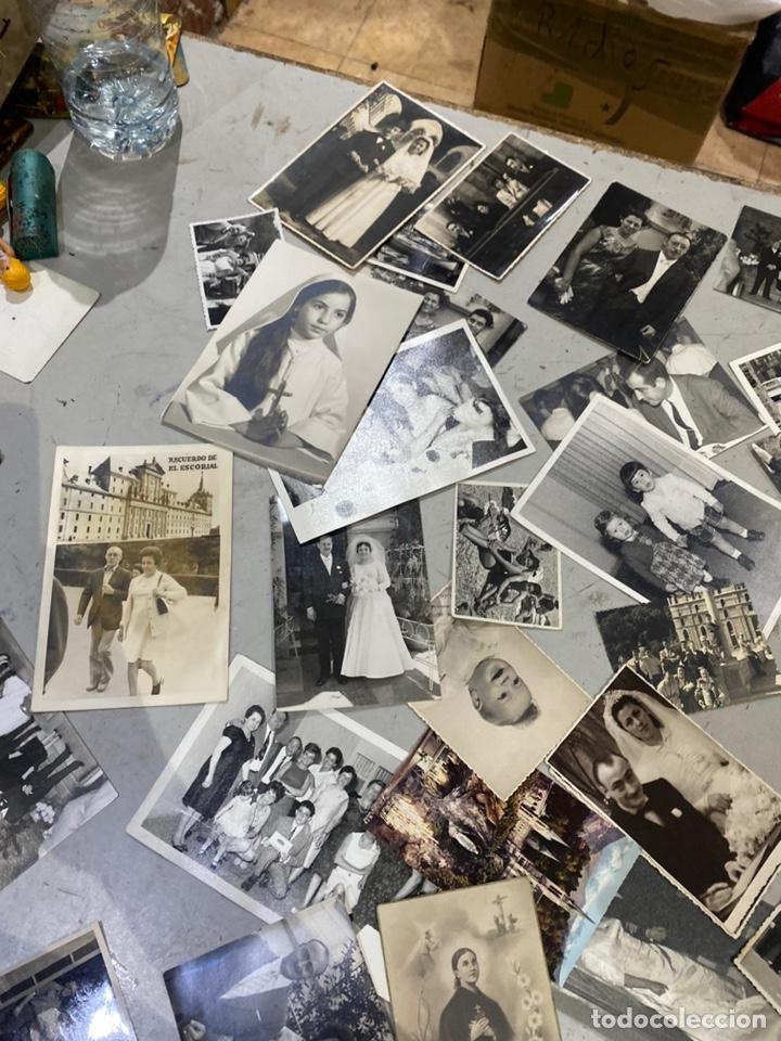 Fotografía antigua: Lote fotos blancos y negros antiguos. Ver fotos - Foto 8 - 272547088