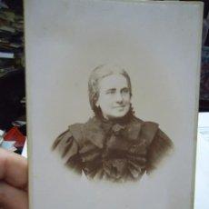 Fotografía antigua: 1890 FOTOGRAFÍA DE GRAN TAMAÑO 21X13,5CM. ORIGINAL DE J. SELLIER FIRMADA EN RELIEVE Y ORO ORIGINAL. Lote 272735368