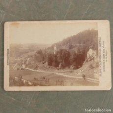 Fotografía antigua: ANTIGUA FOTOGRAFIA 1888 , RUPPRECHTSEGEN , FRANKISCH NURNBERGER SCHWEIZ. Lote 274919803