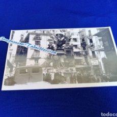 Fotografía antigua: FALLA PLAZA DE LA MERCED AÑO 1966 FOTOGRAFIA. Lote 275538378