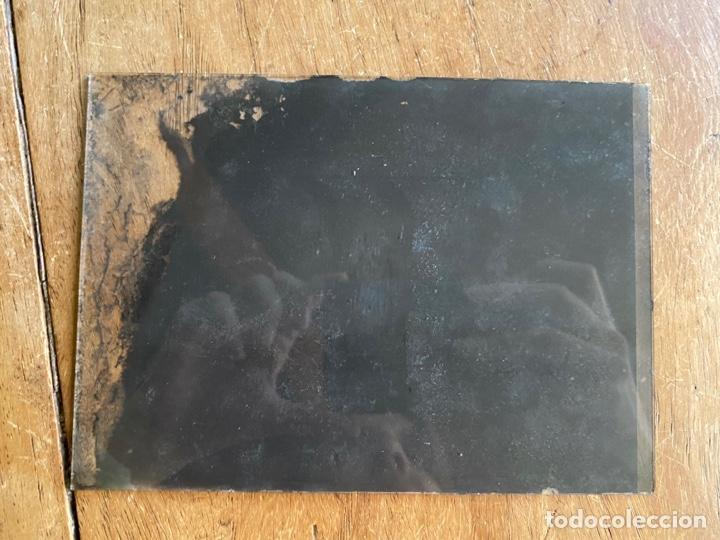 Fotografía antigua: Placa Cristal Negativo paisaje marítimo faro - Foto 3 - 276922663