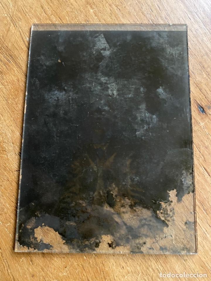 Fotografía antigua: Placa Cristal Negativo señor con traje - Foto 4 - 277441743