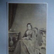 Fotografía antigua: FOTOGRAFIA DE 1890 PHOTOGRAPHER BETWEEN QUEBEC STREET MIDE 10,5 X 6,5 CM.. Lote 282195428