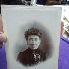 Fotografía antigua: FOTOGRAFIA DE 1890 PHOTOGRAPHER DE MANBY WANDSWORTH, S. W. 1890 MIDE 17 X 11 CM.. Lote 282222003