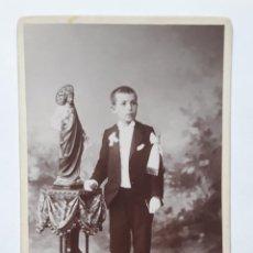 Fotografia antiga: FOTOGRAFÍA DE ROLDAN E HIJO - PAMPLONA. Lote 286161878
