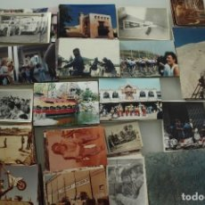 Fotografía antigua: 1500 FOTOGRAFÍAS EURODISNEY, VUELTA CICLISTA A ESPAÑA, AMÉRICA DEL SUR, VEHÍCULOS ETC. Lote 286188623