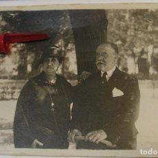 Fotografía antigua: ANTIGUA FOTO FOTOGRAFIA ALBUMINA SOCIEDAD ESPAÑOLA CLASE MEDIA AÑOS 20 (21-10). Lote 286378653