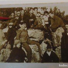 Fotografía antigua: ANTIGUA FOTO FOTOGRAFIA ALBUMINA SOCIEDAD ESPAÑOLA CLASE MEDIA AÑOS 20 (21-10). Lote 286379063