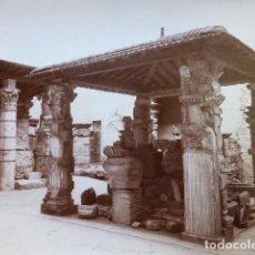 Fotografía antigua: POMPEYA ITALIA ALBÚMINA SIGLO XIX 25 X 18,5 CTMS. Lote 289595833