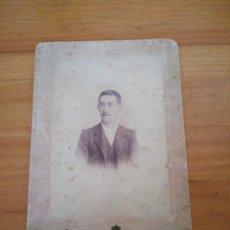 Fotografía antigua: COLECCIONISTAS FOTOGRAFO C P LÓPEZ MADRID. Lote 293177228